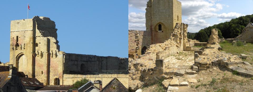 Lescapade-chateau
